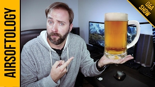 Drinking Alcohol at an Airsoft Game?!?! | Airsoftology Q&A Show
