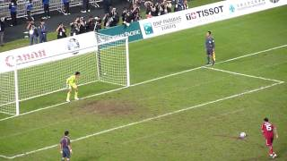 2009東亞運動會- 男子足球決賽日本對香港互射十二碼