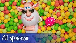Booba - Compilation of All 41 episodes + Bonus - Cartoon for kids