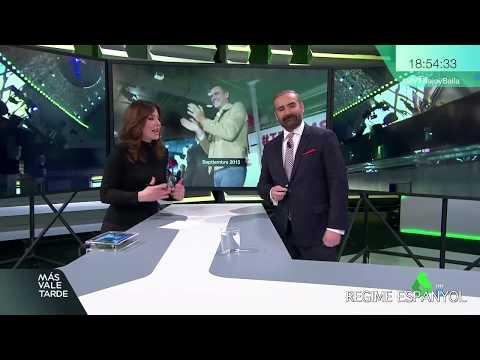 Mariano Rajoy baila. Políticos españoles cantan y bailan. Régimen de España,