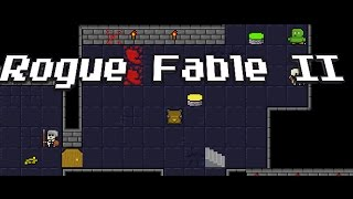 Rogue Fable 2 Full Gameplay Walkthrough
