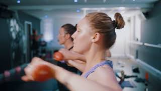Yoga Sculpt with Weights   @Grace Lounge