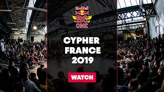 LIVE: Red Bull BC One Cypher France 2019