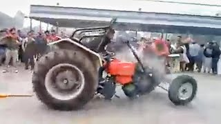 Tochan Muqabala : Tractor Tochan with Accidents | जाटों के उल्टे काम | Jaat Lifestyle - Part 5