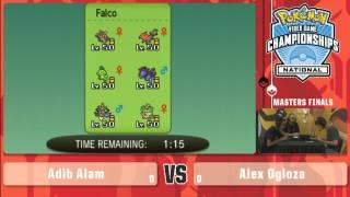 Pokemon 2014 US National Championships Masters Final (Alex Ogloza vs Adib Alam)