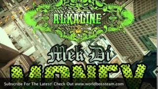 Alkaline - Mek Di Money (We Made It) - Sept 2014  @WorldBossTeam