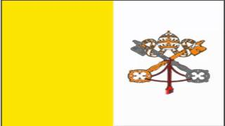 Vatican City Flag and Anthem
