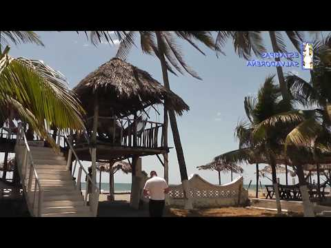 Turismo, Costa del sol, El Salvador