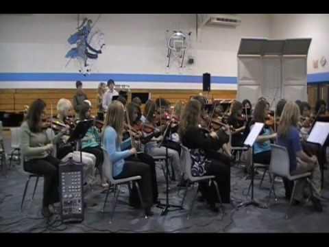 African Bell Carol - WACO JR/SR Orchestra