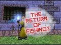 Finally Buying Fishing Gear! (Wizard101 Fishing)