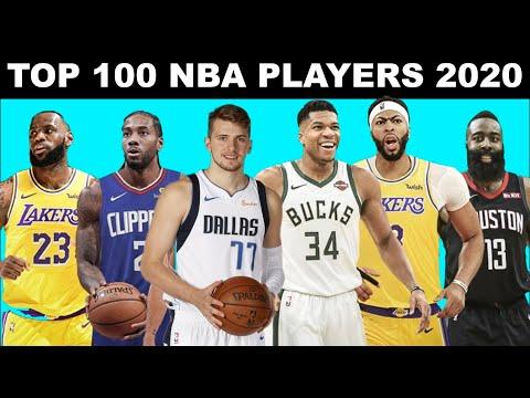 TOP 100 NBA PLAYERS 2020