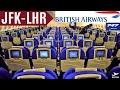 BRITISH AIRWAYS [ECONOMY] OLD BOEING 747-400 | NEW YORK JFK - LONDON | TRIPREPORT| BA 176  HD