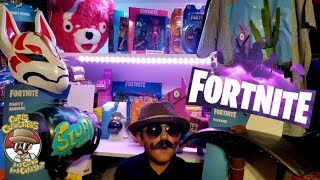 OFFICIAL NEW FORTNITE TOYS & REAL LIFE PROPS HEADQUARTERS EXCLUSIVELY AT CARLS COLLECTIBLES!!