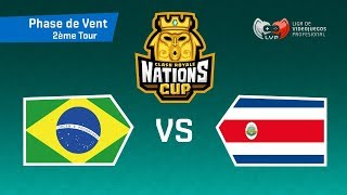 BRÉSIL vs COSTA RICA !! - Coupe du Monde | CR Nations Cup - Phase 2