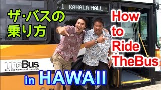 Video How To Ride The Bus in Hawaii (Rap by Akiramen) [MyHawaii] download MP3, 3GP, MP4, WEBM, AVI, FLV Agustus 2018
