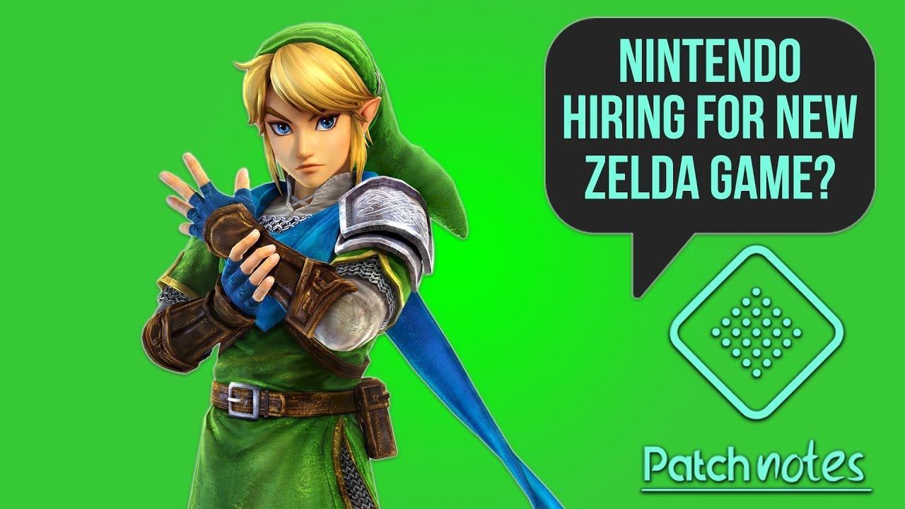 Nintendo Hiring For New Zelda, Black Ops 4 Zombies Confirmed | Patch Notes