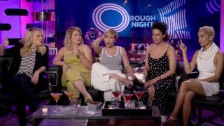 Scarlett Johansson And Rough Night Cast Play For Title Of Queen Of Crazy
