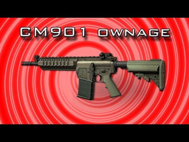 Modern Warfare 3 - The CM901 is BEAST (CM901 on Arkaden)