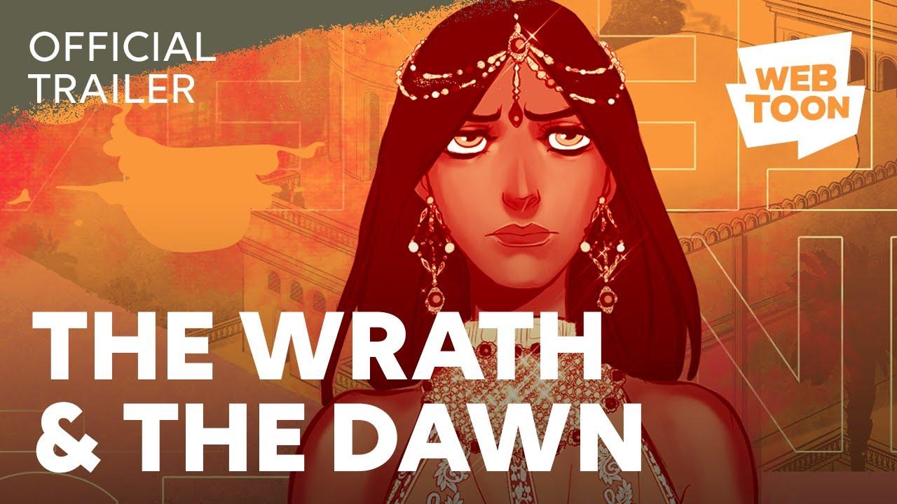 The Wrath & the Dawn (Shahrzad Trailer) | WEBTOON