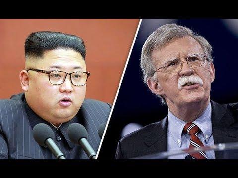 How John Bolton Torpedoed Peace Meeting With N Korea