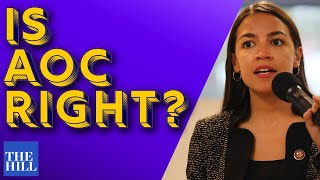 Panel: Is AOC right about Democrats failures?