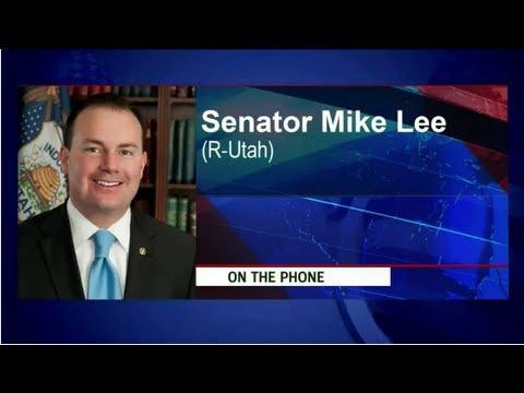 Senator Mike Lee (R-UT)