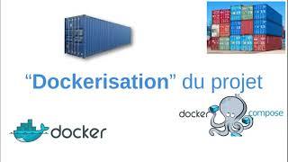 Miniature catégorie - [Docker - Docker Compose Part 1] Dockerisation du projet
