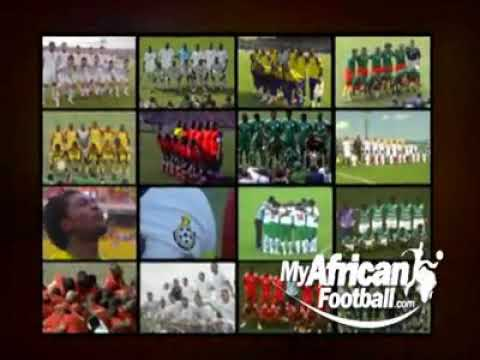 Africa Cup of Nations 2010 promo