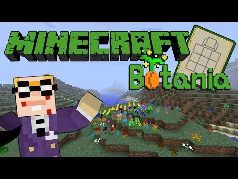 Modded Minecraft: Botania E04 - Lenses and how they work...