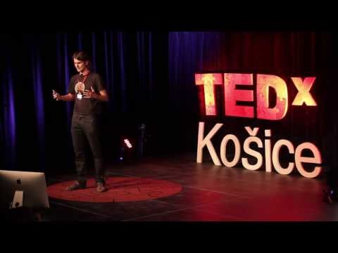 5 months in India: Dávid Vendel at TEDxKosice 2013