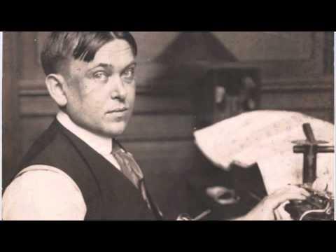 H. L. Mencken Interview