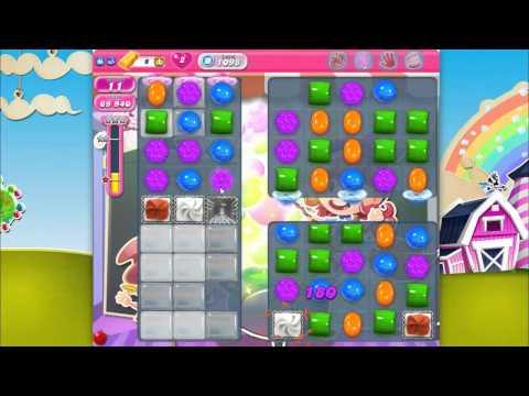 Candy Crush Saga Level 1098 No Boosters