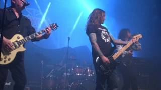 Tygers Of Pan Tang Only The Brave Winterstorm Troon 25 11 2016