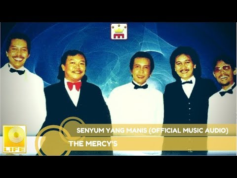 The Mercy's - Senyum Yang Manis (Official Music Audio)