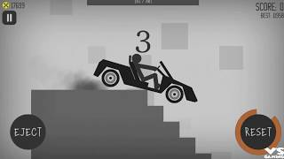 Stickman Dismounting | Stickman Game Simulator - Android GamePlay#14 HD
