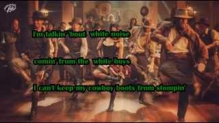 Josh Turner & John Anderson | White Noise | karaoke (vocals removed)