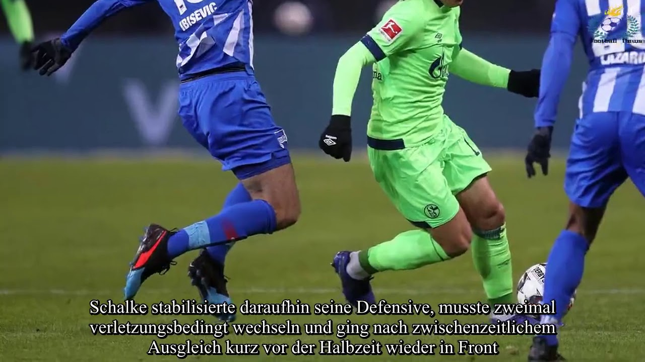 Schalke Aktueller Spielstand