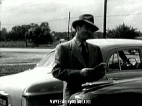Trader Thorne, Ford Motor Company - 1949/50 Part 1/2