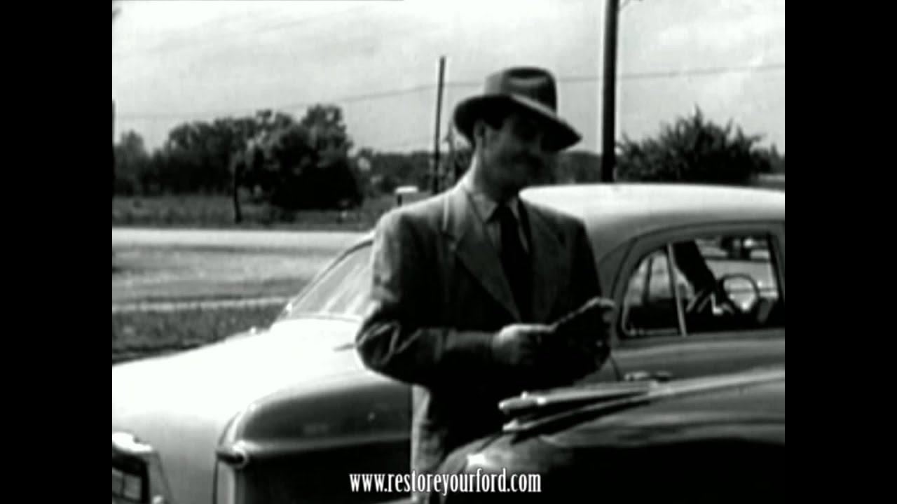 Trader Thorne, Ford Motor Company - 1949/50 Part 1/2 - YouTube