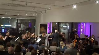 "Art-centre Exposed, Moscow, Nov. 2017  Grieg - ""Holberg Suite"" Rachlevsky/RSO"