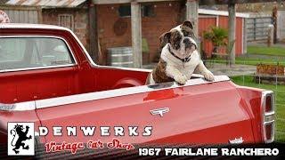 1967 Ford Fairlane Ranchero 500XL 390 - DENWERKS - Bring a Trailer