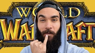 Minha Primeira Vez no WoW | World of Warcraft gameplay & roleplay
