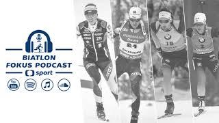 Biatlon fokus podcast: Co stojí za českým vzestupem a kdo dokáže napodobit medailovou Davidovou?