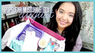 POPSUGAR MUST-HAVE BOX AUGUST ♡ Full-Sized Lifestyle Products Thumbnail