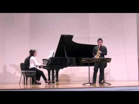 David Maslanka Sonata - Wonki Lee