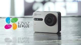 Обзор экшн-камеры Ezviz S5 Plus в 4k