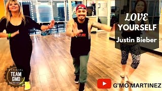 Love yourself Zumba Choreo - Justin Bieber ft Gmo Martinez/Raquel Call/Evelyn Saenz & TEAM