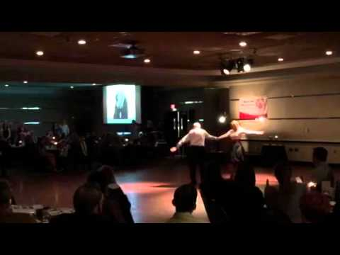 Dancing for Special Stars North Dakota Lowell Latimer & Keisha Kemmet