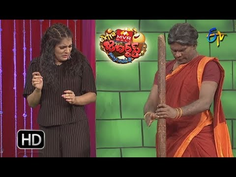 Chammak Chandra Performance | Extra Jabardasth | 29th December 2017  | ETV Telugu