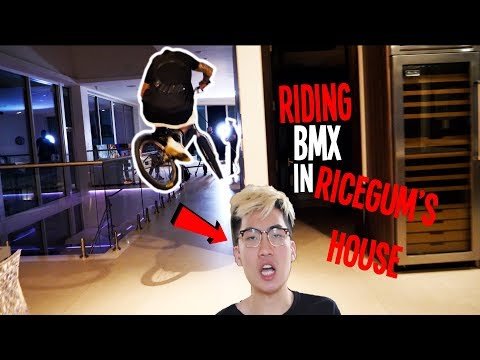 Thumbnail: *INSANE* BMX IN THE CLOUT HOUSE!